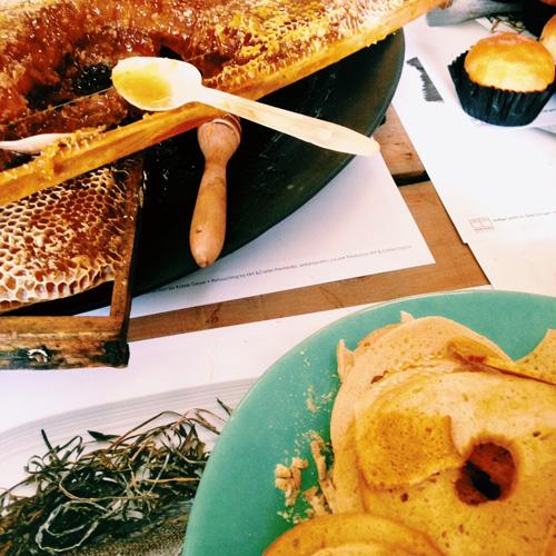 Breakfast at the Spier Secret Festival