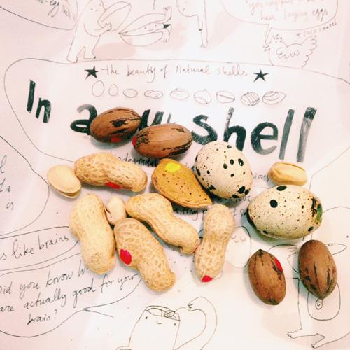 Shells, starters at Marije Vogelzang's Secret Dinner