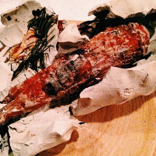 Roots at Marije Vogelzang's Secret Dinner