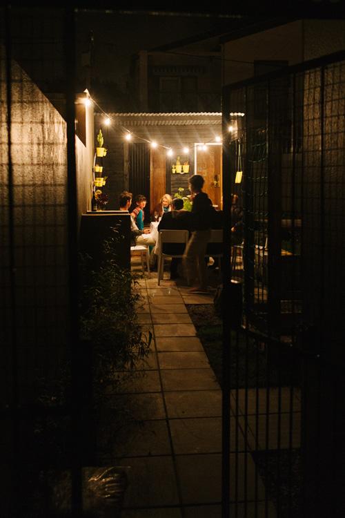 Spier Secret Dinner - Matt Allison
