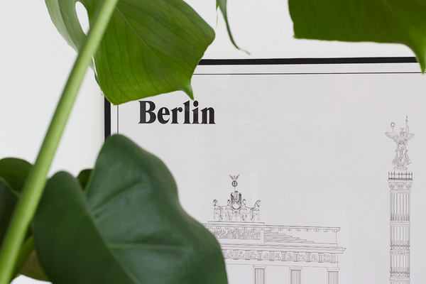 Berlin Calling - curate this space