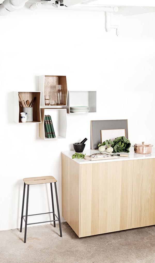 FLIP Bookshelf - curate this space