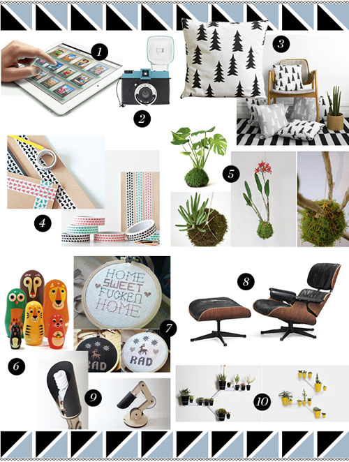 Matt Allison's Elle Decoration Fathers Day Wishlist