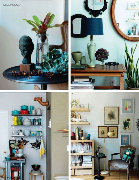 Marcus Hay stylist curate this space