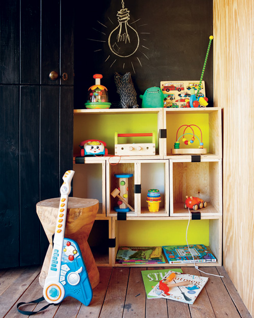 Plywood Storage as featured in VISI issue 66