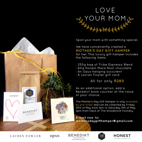 Love Your Mom Mother's Day Hamper