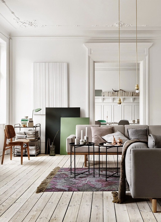 Rustic Refined - curate this space
